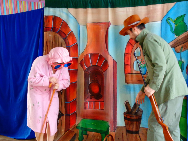 Teatrzyki przedszkolne